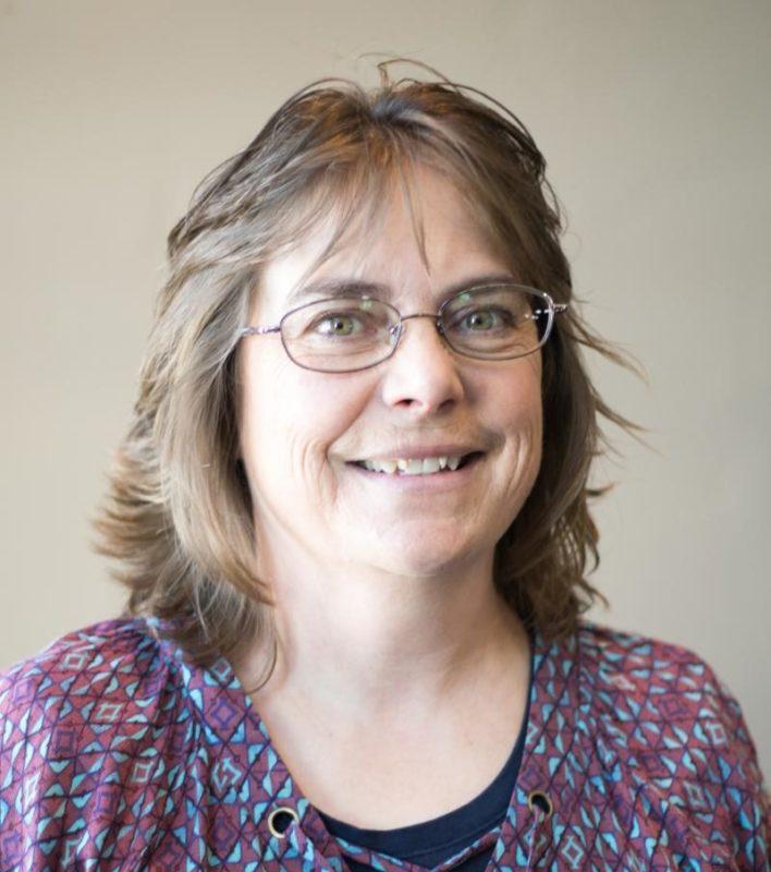 Michelle Lehmann headshot
